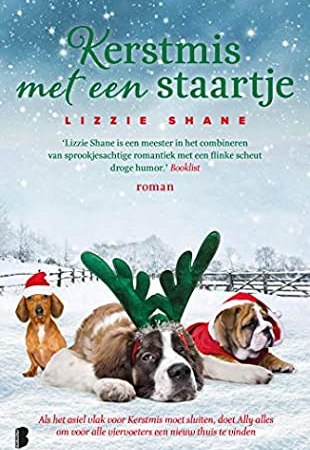 The Twelve Dogs of Christmas - Lizzie Shane 3