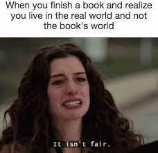 Bookish meme 1