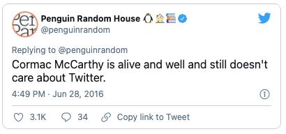 Hilarious bookish tweets 5