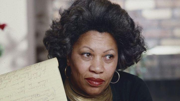 We've lost Toni Morrison 1