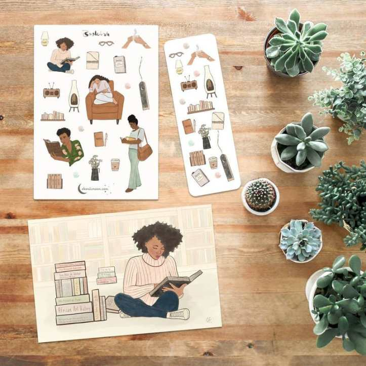 Bookish Mother's Day gifts 10