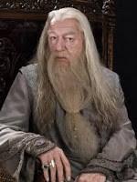 Richard Harris as Dumbledore