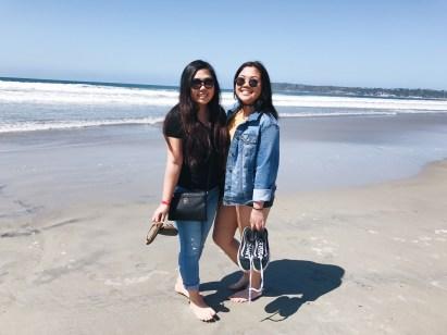 Coronado beach!