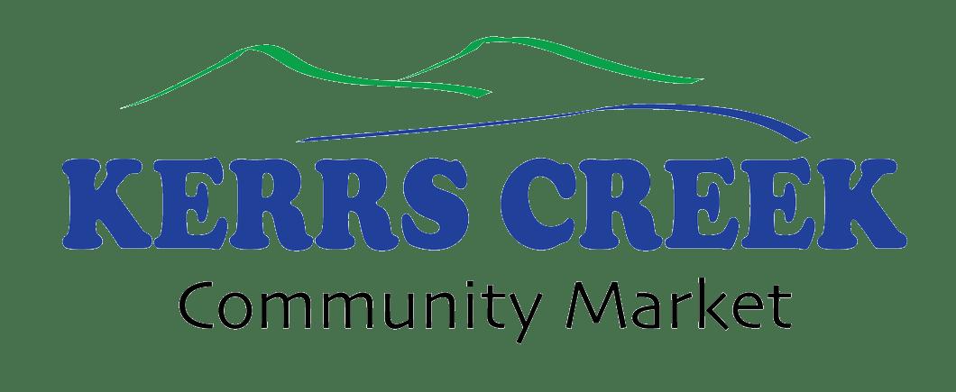 Kerrs Creek Community Market logo