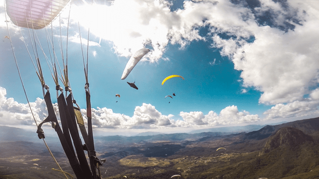 best paragliding spots around the world
