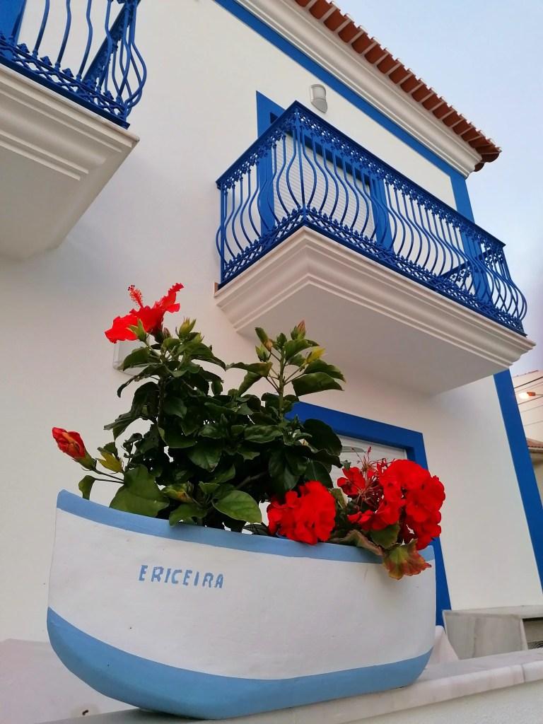 Exploring Ericeira's Old Town