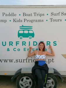 Surf lesson in Ericeira
