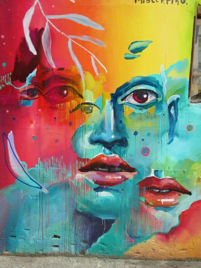 Street art in Lisbon, LX Factory