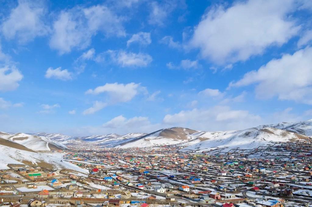 Mongolia's greatest sights: Ulaanbaatar