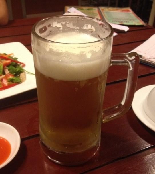 ベトナムのビールDai Viet