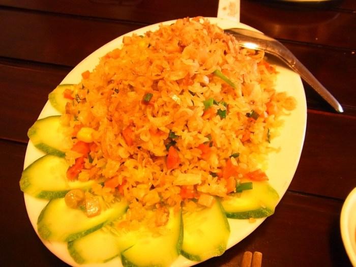 ベトナムご飯:チャーハン