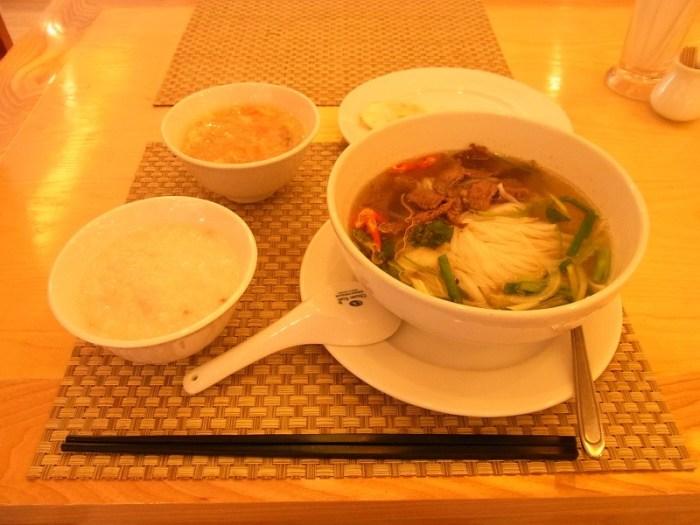 ベトナム:3日目朝食