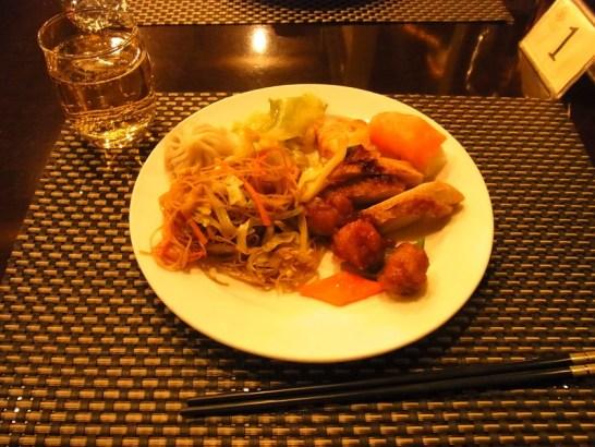 中国・ホテルのビュッフェ