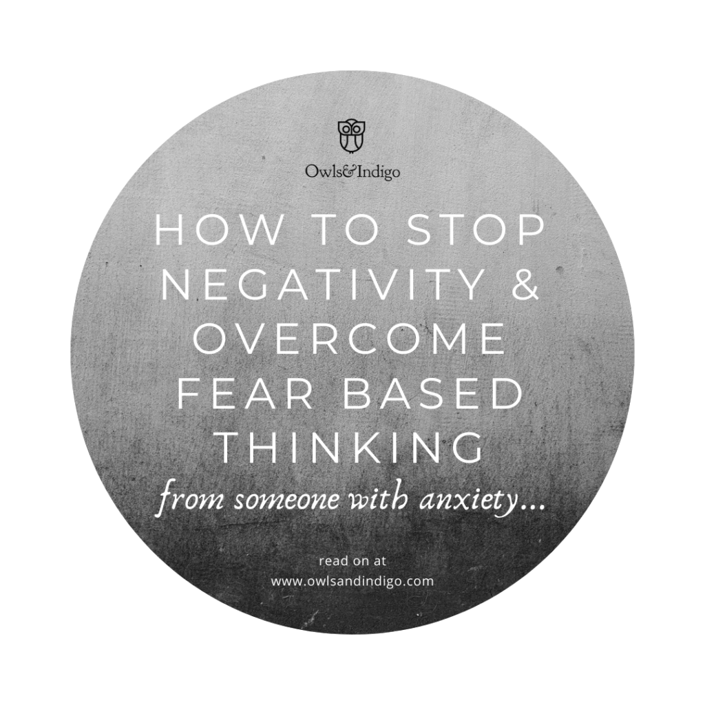 How To Stop Negative Thinking With This One Journaling