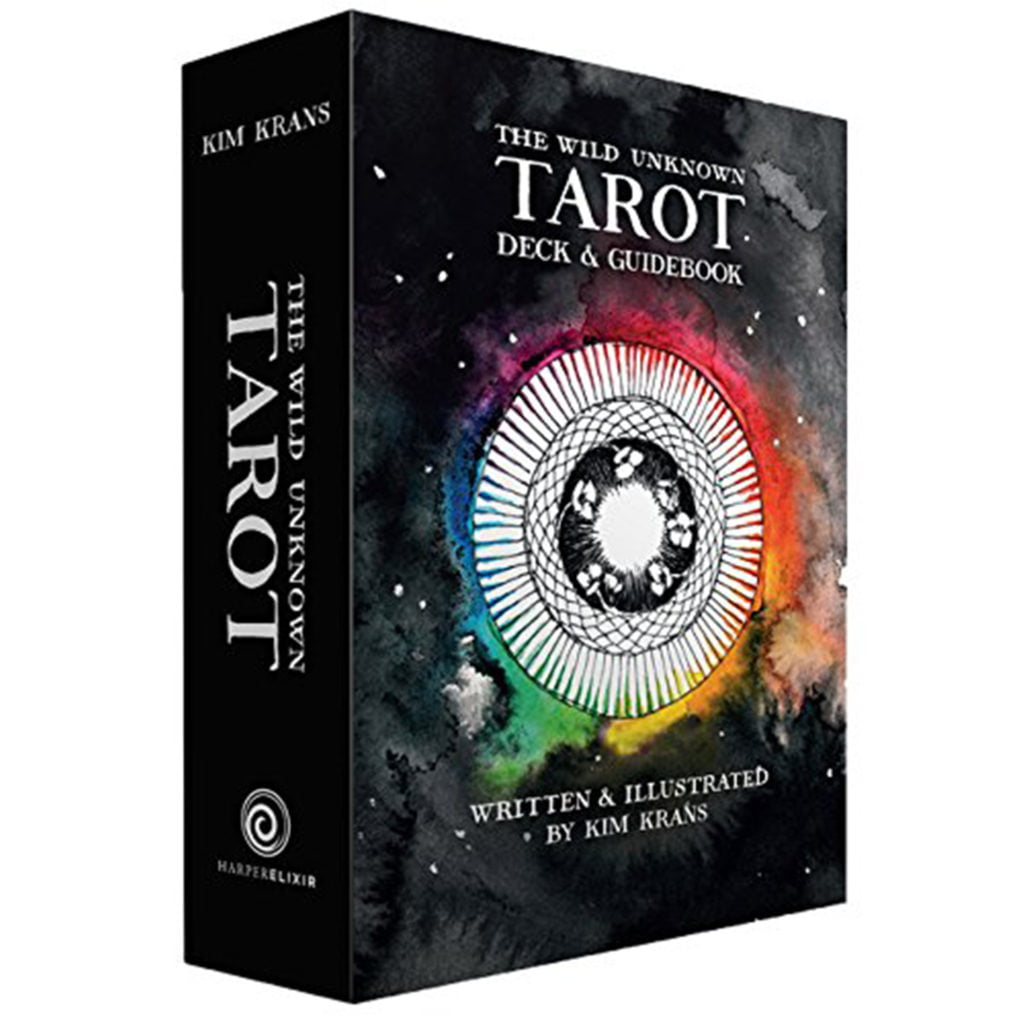 The Wild Unknown Tarot Deck And Guidebook Official