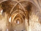 Crusader Building at Caesarea