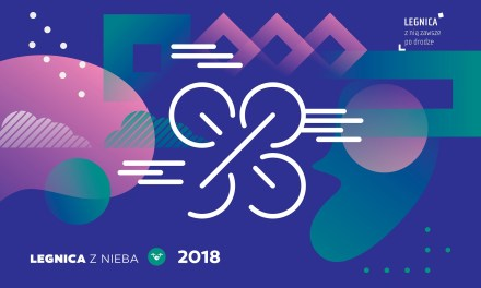 Legnica z nieba – artystyczny kalendarz miejski 2018