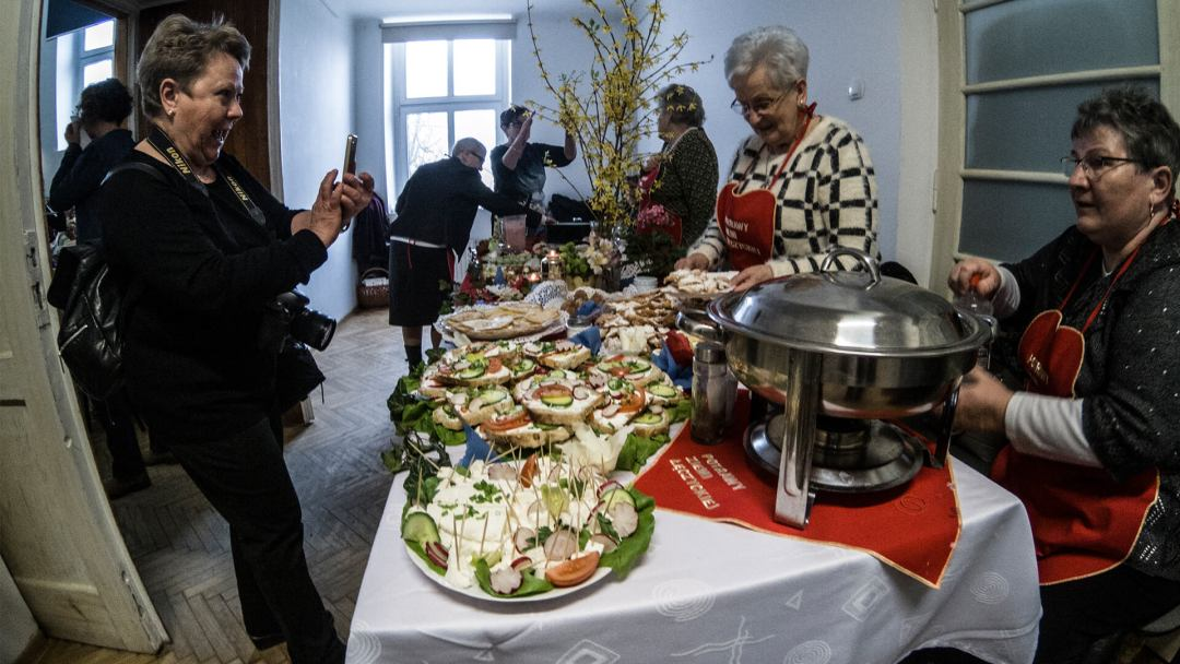 Regionalny Pokaz Potraw Ziemi Łęczyckiej