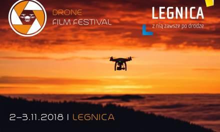 Najlepszy festiwal dronowy – Drone Film Festival Legnica 2018