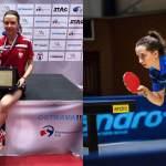 Siostry Węgrzyn – brąz na mistrzostwach świata w tenisie stołowym