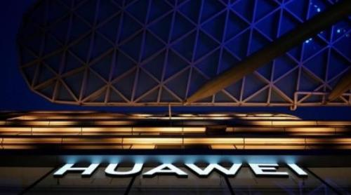 Huawei data theft