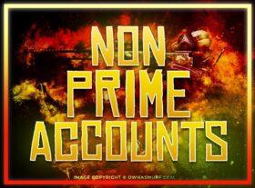 Non Prime Accounts