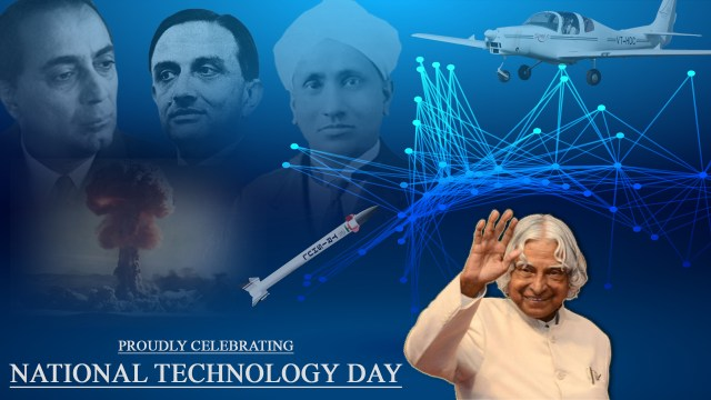 National Technology Day of INDIA
