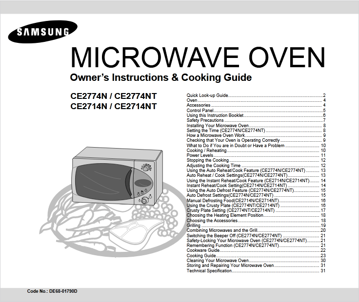 owner manuals