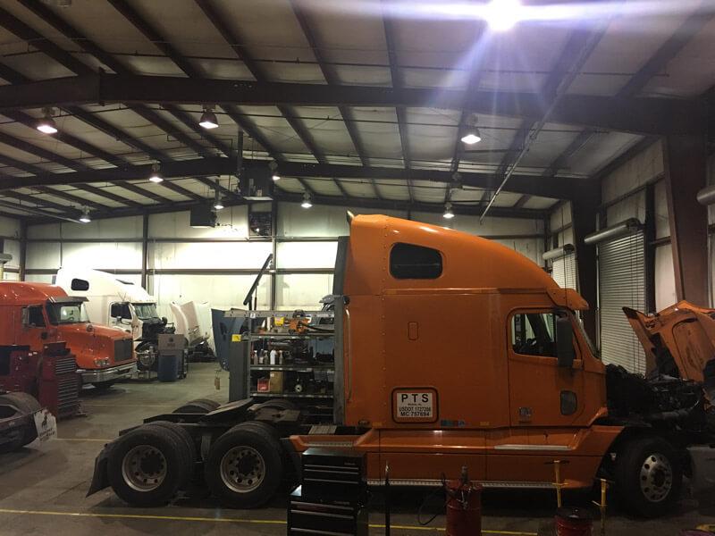 Status Transportation Truck and Trailer Repair Shop