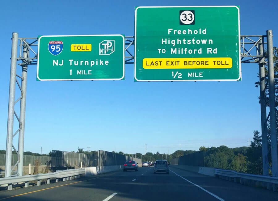 Interstate tolls and owner operator trucking
