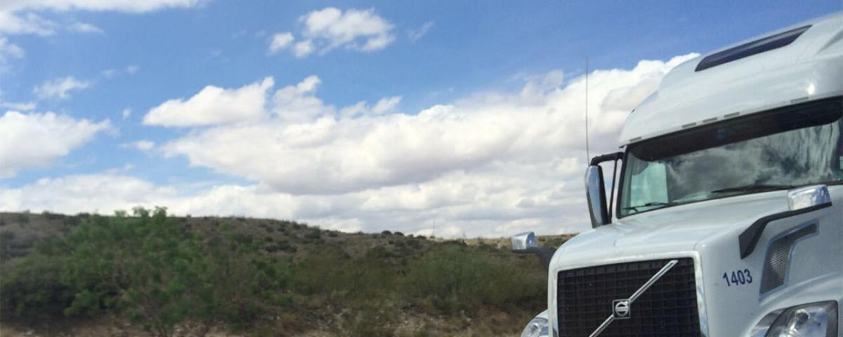 Owner operator trucking clean driving record