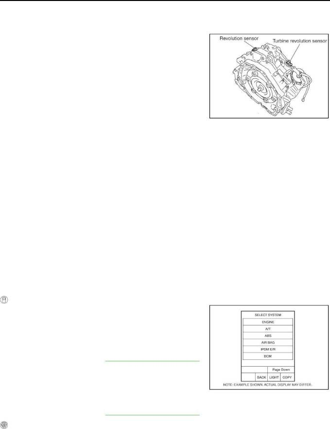 Array 2007 nissan quest u2013 repair manual automatic transmission section rh ownersmanuals2