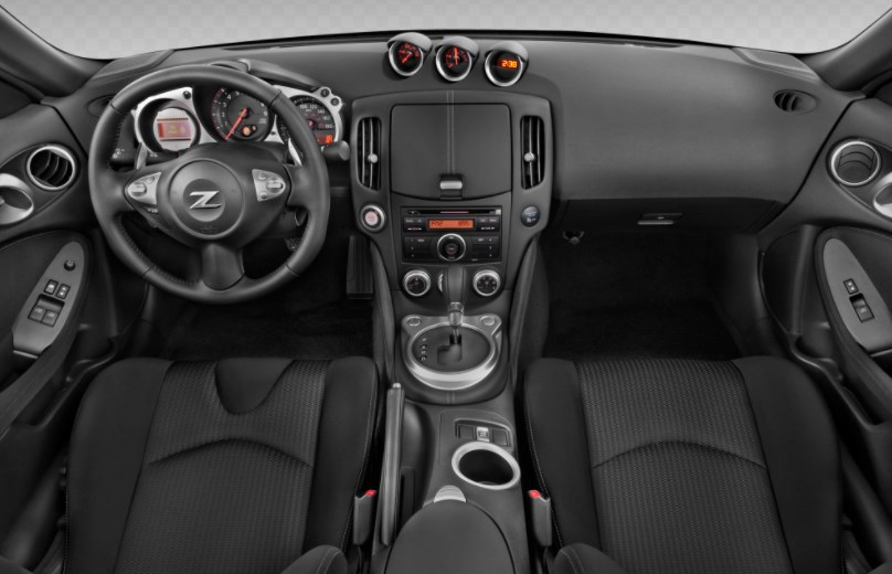 2011 Nissan 370Z Interior HD Wallpaper