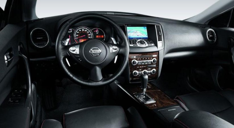 2011 Nissan Maxima Interior HD Wallpaper