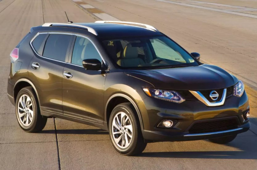 2014 Nissan Rogue Concept HD Wallpaper