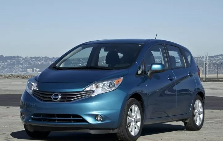 2014 Nissan Versa Note Concept HD Wallpaper
