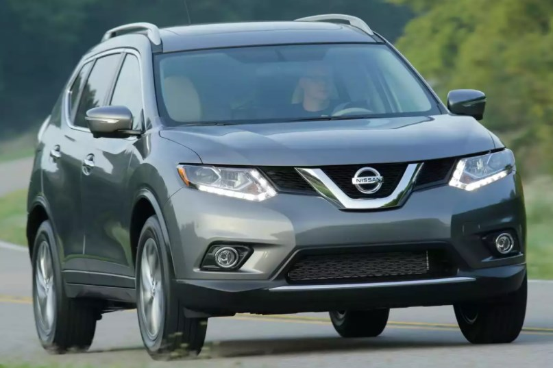 2016 Nissan Rogue Concept HD Wallpaper