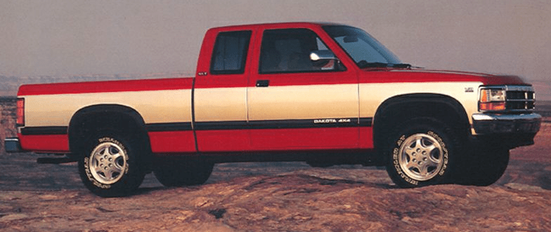 1994 Dodge Dakota Owners Manual and Concept
