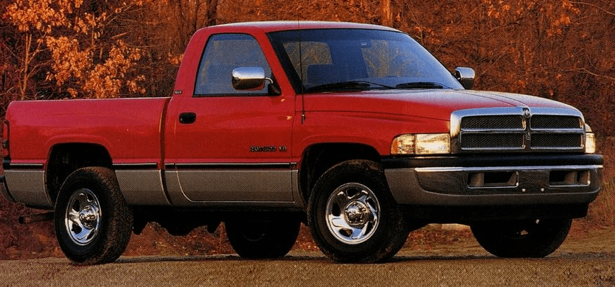 1994 Dodge Ram Owners Manual and Concept