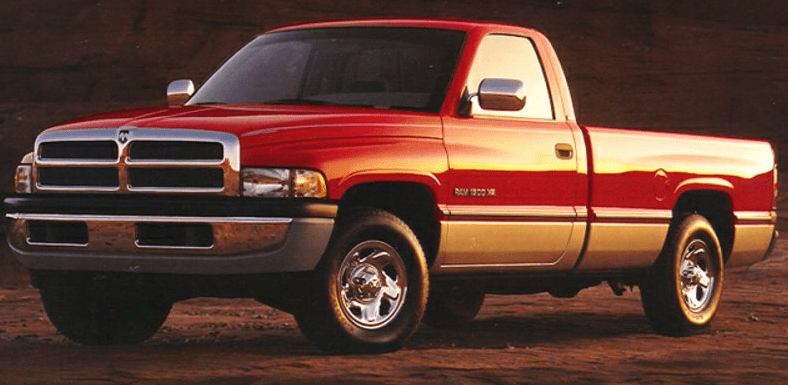 1995 Dodge Ram Owners Manual and Concept