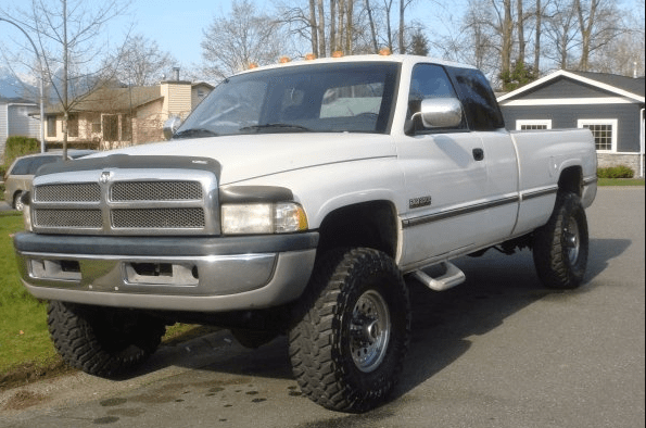 1997 Dodge Ram Owners Manual and Concept