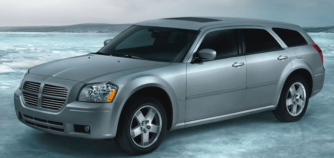 2007 Dodge Magnum Owners Manual and Concept