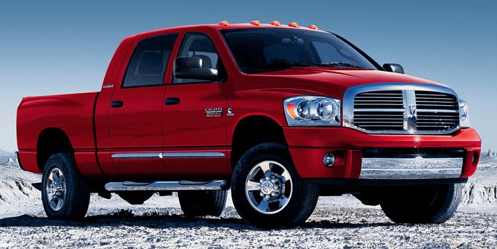 2007 Dodge Ram HD Owners Manual and Concept