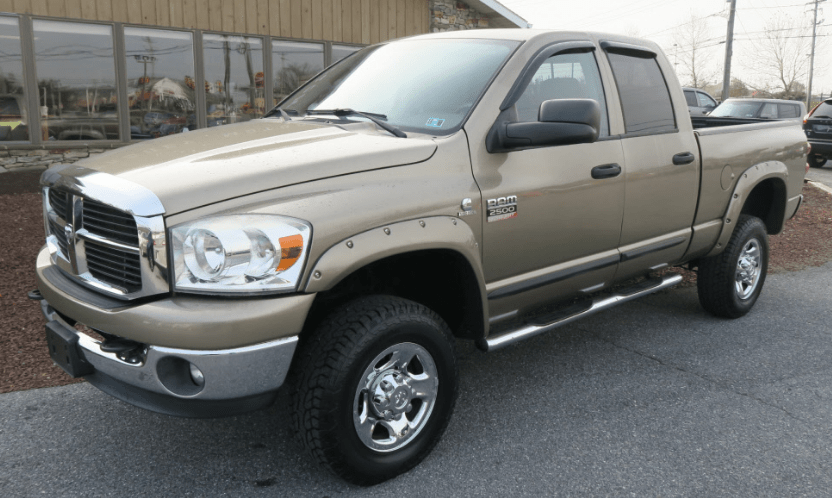 2007 Dodge Ram Owners Manual and Concept