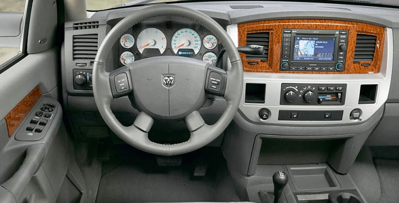 2008 Dodge Ram HD Interior and Redesign