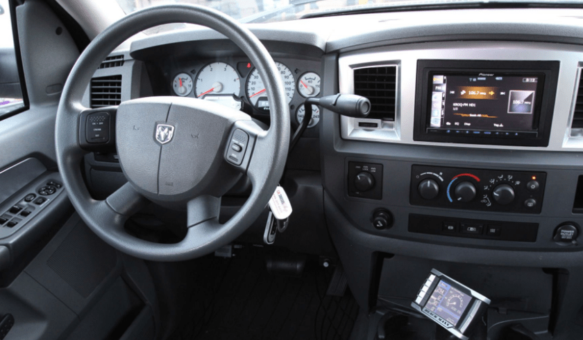 2008 Dodge Ram Interior and Redesign