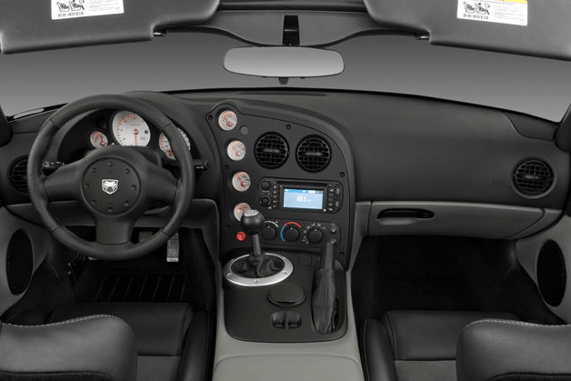2008 Dodge Viper Interior and Redesign