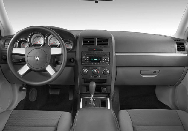 2009 Dodge Charger Interior and Redesign