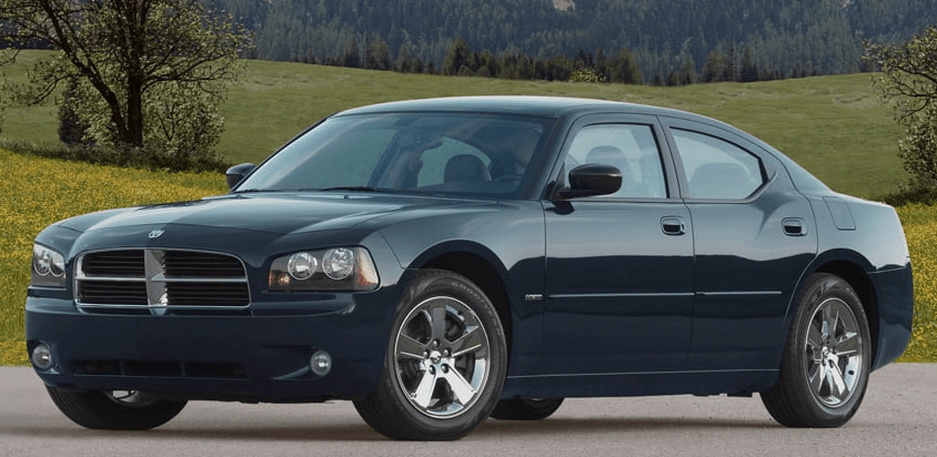 2009 Dodge Charger Owners Manual and Concept