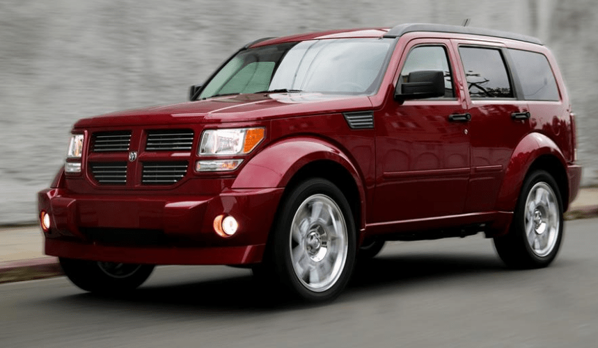 2009 Dodge Nitro Owners Manual
